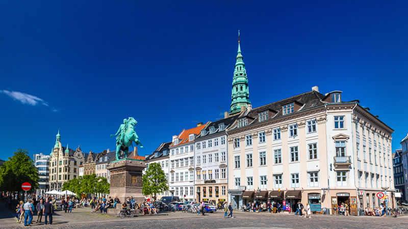Kopenhagen centrum