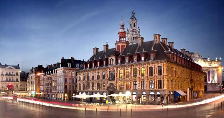 Stedentrips Frankrijk