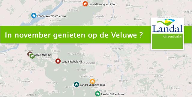 Aanbiedingen Landal de Veluwe