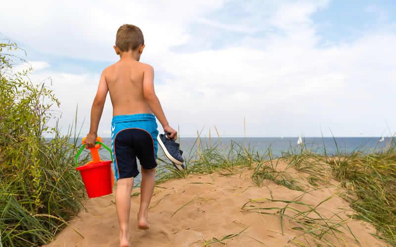 Kindvriendelijk vakantie Denemarken met  Neckermann