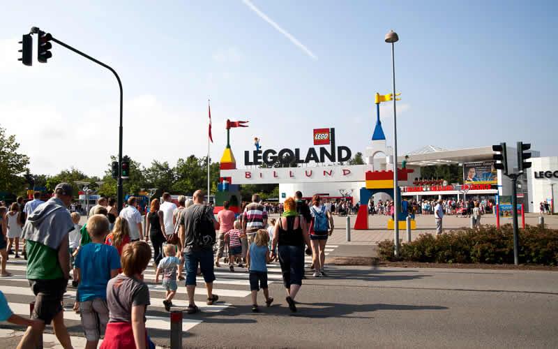 Neckermann Autovakanties Denemarken LEGOLAND