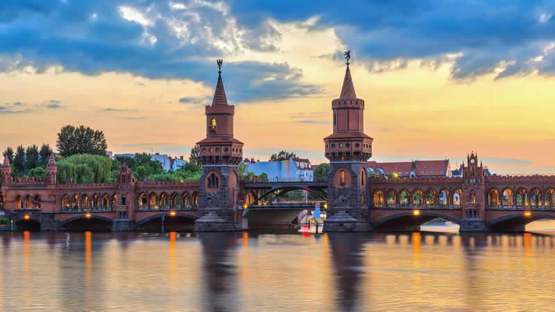 D-reizen goedkope stedentrip Berlijn