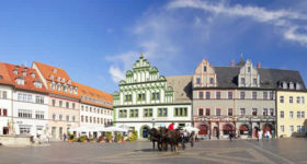 Vakantie in Thuringen