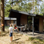 """""""RCN vakantiepark het Grote Bos op de Utrechtse Heuvelrug."""