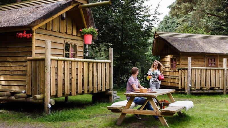 Accommodaties RCN vakantiepark de Jagerstee