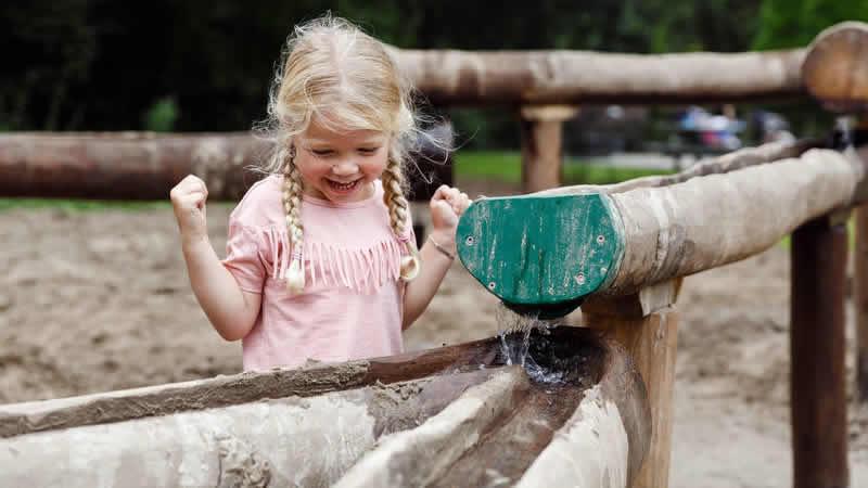 Kinderen zijn dol op RCN Vakantiepark De Jagerstee