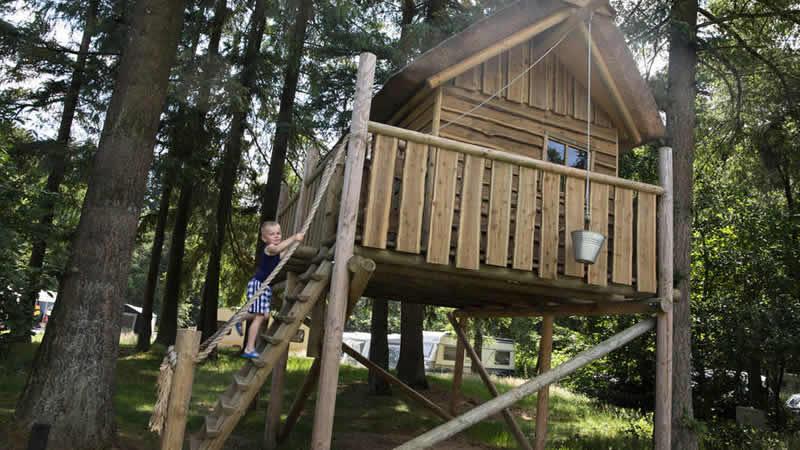 De camping van RCN de Noordster