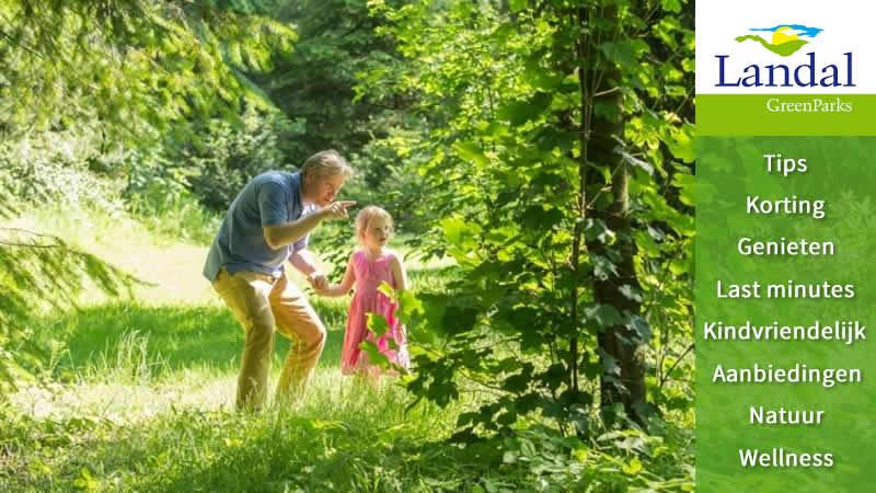 Korting Landal Greenparks