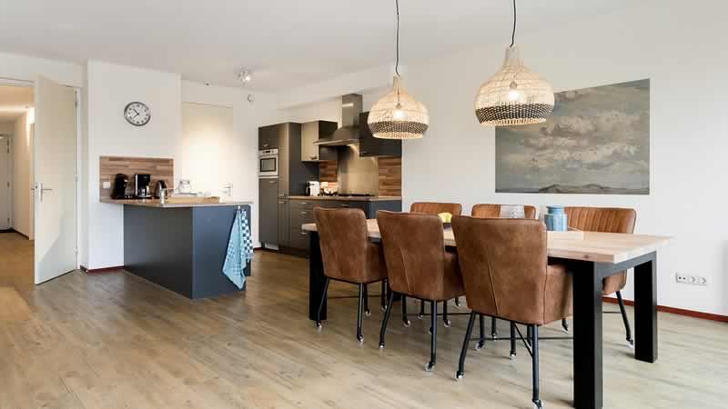 De luxe appartementen van Landal Vitamaris