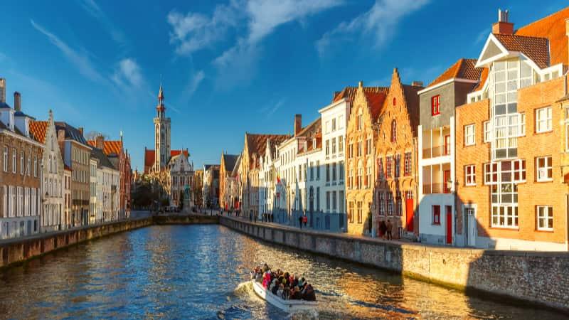 Dichtbij op vakantie in Belgie