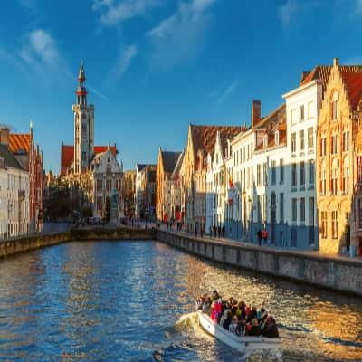 Dichtbij op vakantie in België