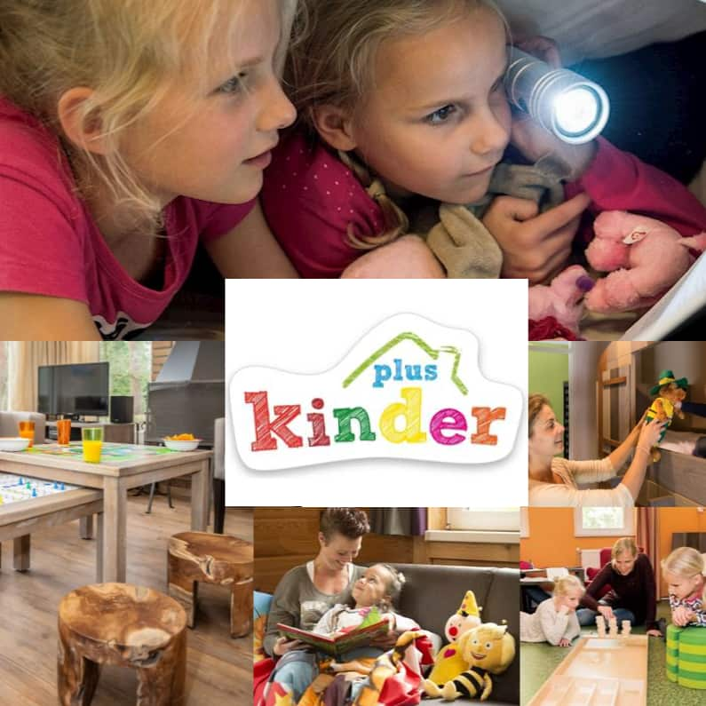 Kinder bungalows Landal