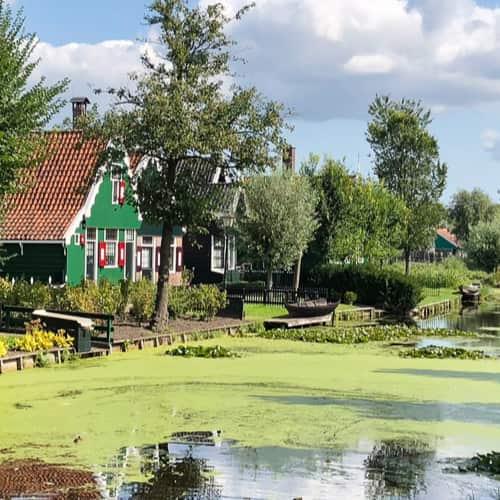 Dichtbij op vakantie in Nederland of België?