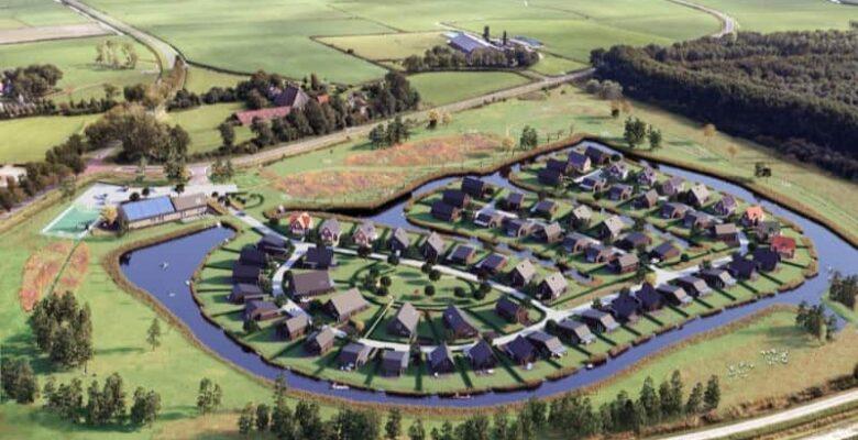 Landal Elfstedenhart, nieuw kleinschalig vakantiepark in Friesland