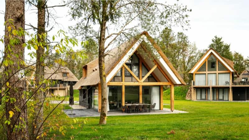 Luxe villa Landal PUUR Exloo