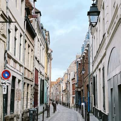 Stedentrip Lille,lekker dichtbij