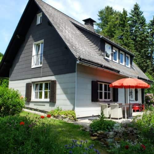 Natuurhuisjes in Duitsland