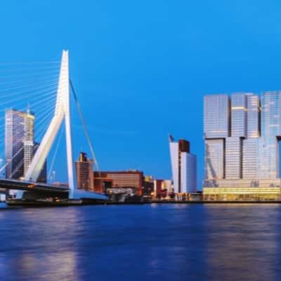 Dichtbij Stedentrip Rotterdam