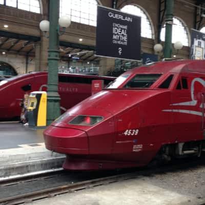 Met de trein, Thalys of ICE tips en treintickets boeken