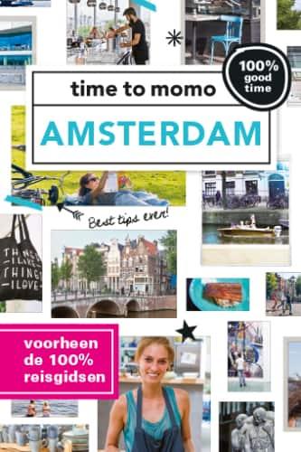 Stedengids timetomomo Amsterdam