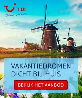 TUI vakanties Nederland, België, Duitsland, Luxemburg