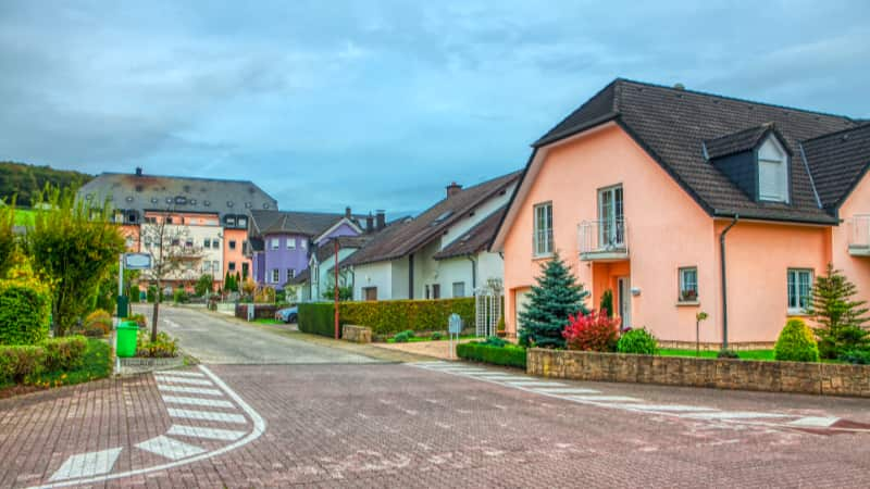 Vakantiehuizen in Luxemburg