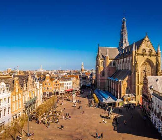 Genieten in Haarlem