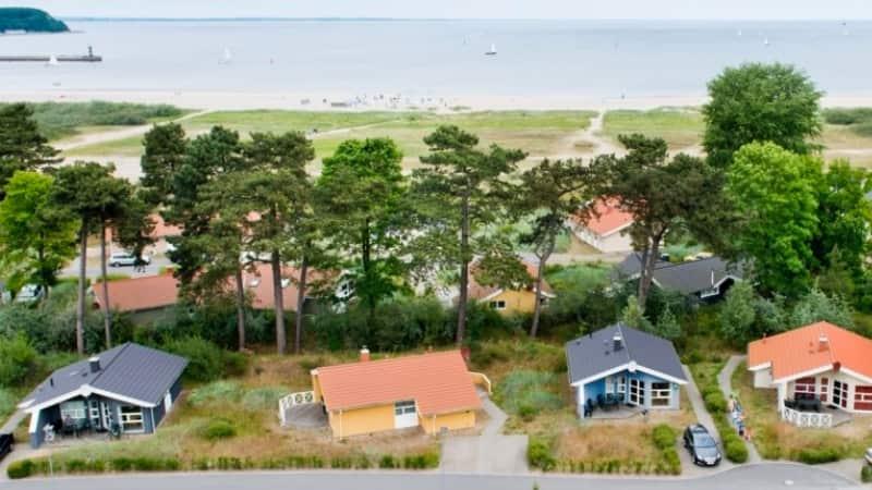 Landal Travemünde: vakantiehuizen en luxe appartementen