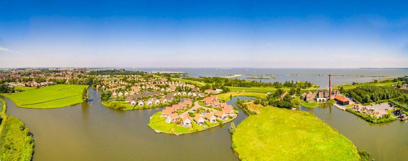 Vakantie dichtbij Nederland