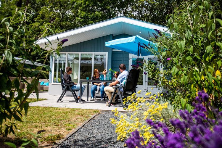 Kleinschalige camping Nederland