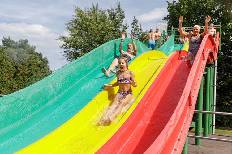 Vijfsterren vakantiepark Nederland