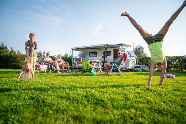 kamperen in Nederland Landal