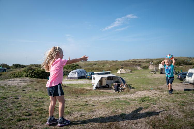 kamperen Landal Nederland