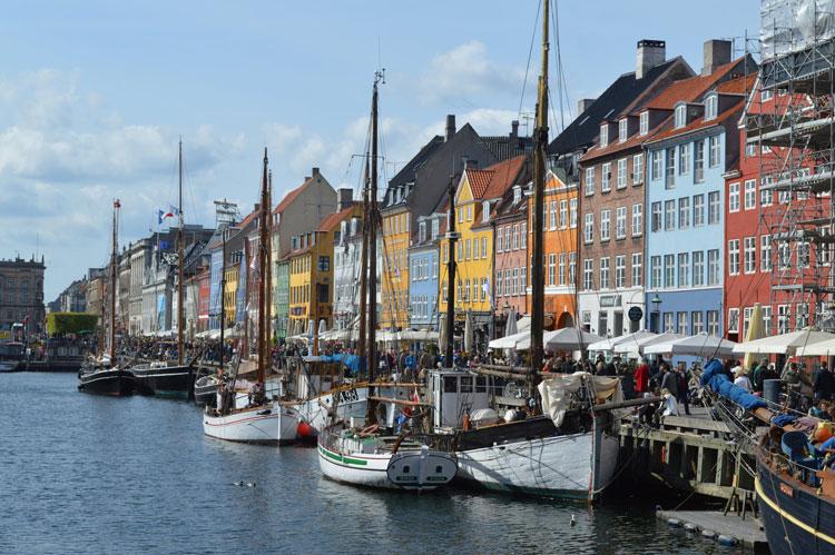 Autorondreis door Denemarken