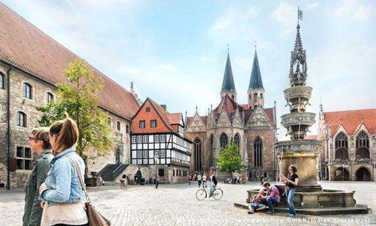 Vakantie door Duitsland met de auto