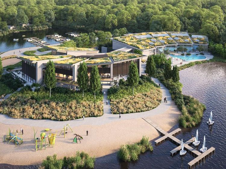 Terhills Resort van Centerparcs