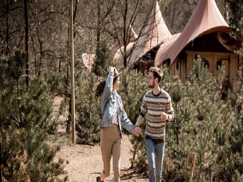 Glamp Outdoor Camp Veluwe