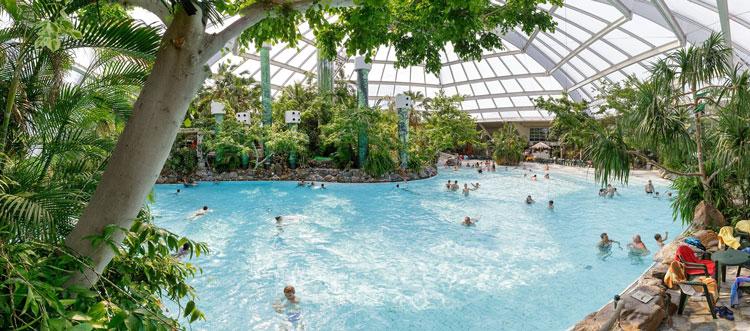 Aqua Mundo Center Parcs
