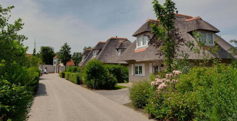 luxe vakantiehuis Zuid-Holland