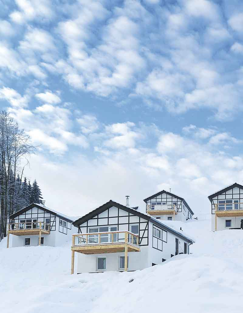 Wintersportvakantie bij Landal in Duitsland