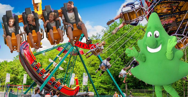 Vakantiepark in Nederland