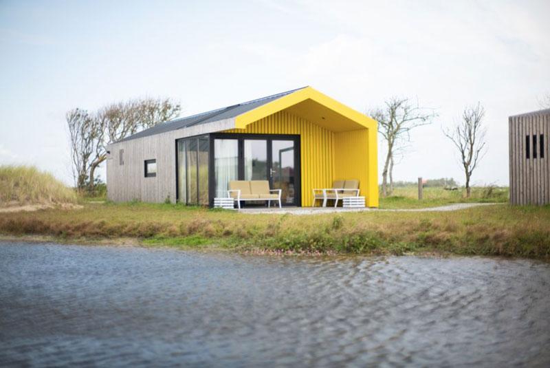 Luxe design verblijven Nederland